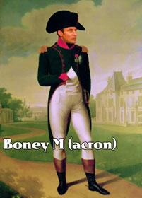 Boney M (acron)