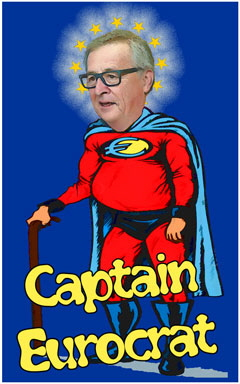 Captain Eurocrat